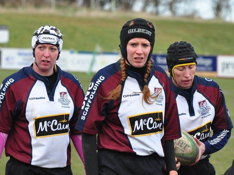 Senior Womens - Scarborough Rugby Union Football Club