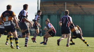 TOM HARRISON IN ACTION