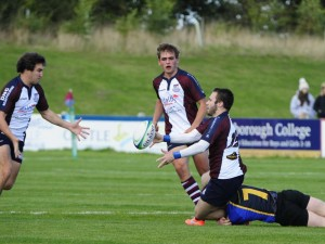 HARRY DOMETT RELEASES TOM HARRISON for a try